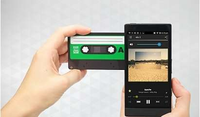 Transferable Playlist Tapes - Share Your Music Using Sharetapes