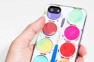The Zero Gravity Lil Picasso iPhone Case is Adobrable