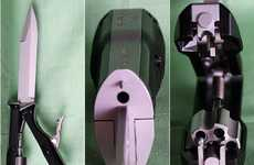 Deceptive Gun Blades
