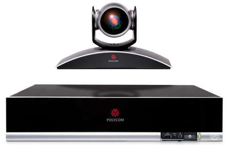 Panoramic Video Conferencing Cameras - The Polycom Camera Helps Make Video Conferencing Easy