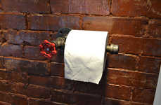 Industrial Toilet Paper Holders - This Industrial Toilet Paper Holder is Heavy Duty and Durable