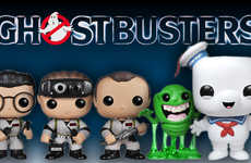 These Ghostbusters Figures are Silly and Fun Collectibles