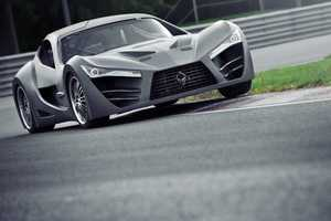 The Felino CB7 Was Finally Unveiled at the 2014 Montreal Auto Show