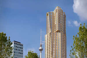 Gehry's 150 Meter Skyscraper Will Become Berlin's Tallest