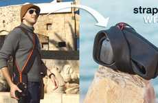 Miggo's Camera Covers Pull Double Duty as Wrist Wraps and Neck Straps