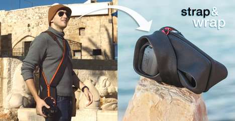 Dual-Purpose Camera Cases - Miggo