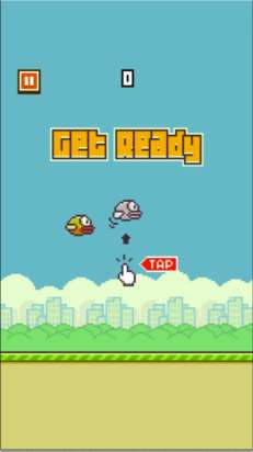 Addicting Avian Gaming Apps - The Flappy Bird App is the Most Difficult and Addicting Game