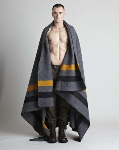 Army-Approved Coverlets - The Foot Soldier Blanket by Cadet is Made for Tough Guys