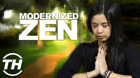 Modernized Meditation Guides - Armida Ascano Reveals Some Contemporary Zen Remedies
