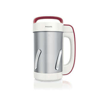 Speedy Soup-Making Appliances - The Philips Soup Maker Lets You Quickly Prepare Homemade Soup