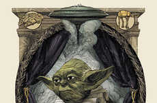 Sci-Fi Shakespeare Mash-Ups (UPDATE) - This Mash-Up Retells the Story of Star Wars Episode V