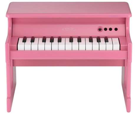 30 Marvelous Music-Making Toys - From Infant Grand Pianos to Color Wheel Turntables