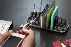 43 Helpful Tech Organizers - From Compact Cable Organizers to Simple Sorting Desk Tools
