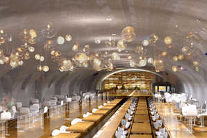 This Subway Station in Paris is Redesigned for Entertainment