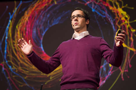 The Beauty of Science - Fabian Oefner Explores Poetic Phenomena in His Art and Science Talk