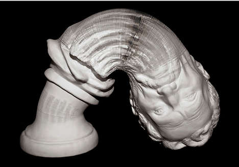 Flexible Paper Sculptures - Tools of Study by Li Hongbo Will Surprise You