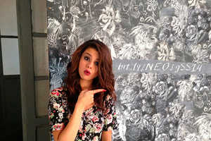 Selena Gomez is Promoting Her Adidas NEO Line Interactively Online
