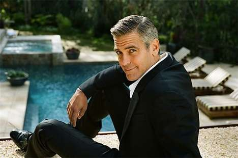 Charity A-List Dating Raffles - This Very Lucky Woman Scored a George Clooney Date For Just $10