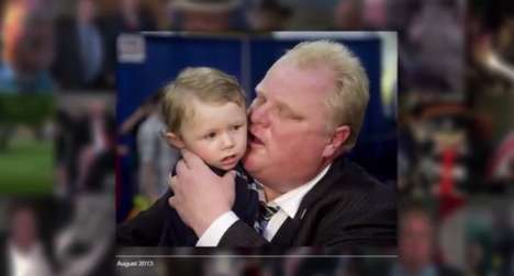 Mayoral Social Media Compilations - This Rob Ford Facebook Look Back Video is Hilarious