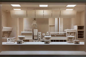Roxy Paine Created an Entire Fast Food Joint Out of Wood