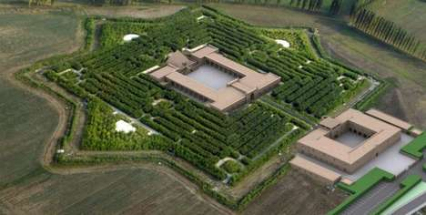 Enormous Maze Cultural Attractions - The Labirinto Della Masone is More Than Just a Labyrinth