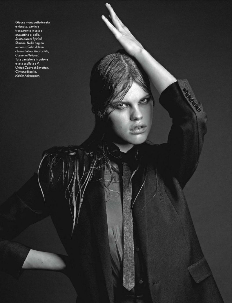 Mixed Masculine Editorials