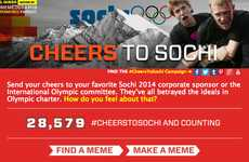 LGBT Parody Olympic Sites
