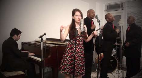 Pop Star Time-Warped Covers - This Doo-Wop Ke$ha Cover Takes you Back in Time