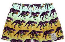 Nerdy Underwear Designs - Unerdwear Specializes in Geek-Approved Boxer Shorts