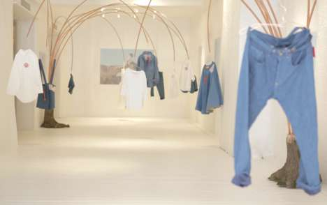 Classic Denim Pop-Up Shops - The Levi