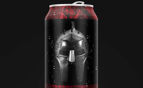 Gladio Energy Drink Packaging