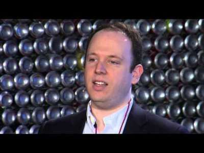 Quantifying Intelligence - Alex Wissner-Gross Talks Math in His Measuring Intelligence Keynote