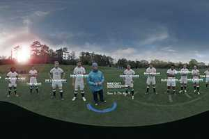 Wear the Rose by O2 Lets Fans Play with Elite Rugby Players