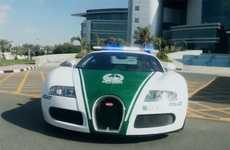 The Dubai Bugatti Police Car Makes Speeding a Thing of the Past