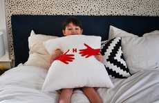 Humorously Huggable Cushions