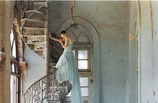 38 Wonderous Tim Walker Editorials - From Fairytale Photography to Conceptual Celeb Editorials