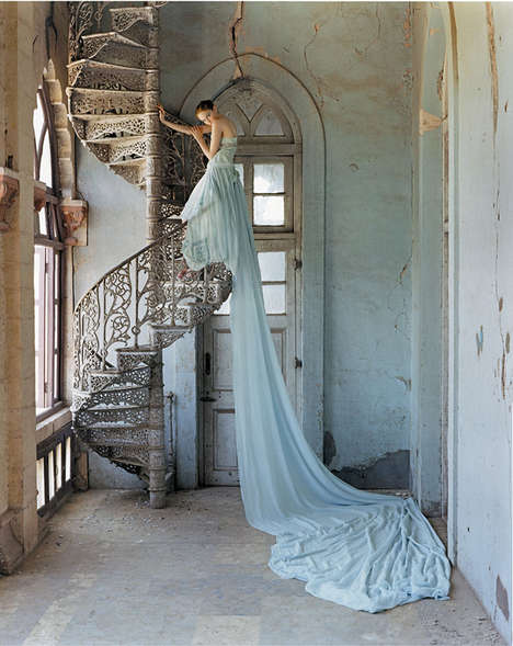 30 Wonderous Tim Walker Editorials - From Fairytale Photography to Conceptual Celeb Editorials