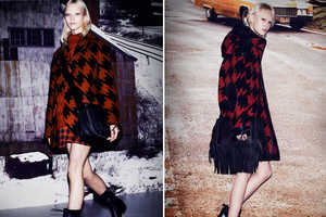 The Coach Fall 2014 Collection is Classic and Street Cool