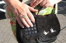 High Tech Hand Bags