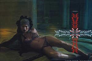 Kate Moss 'Hammam' Shoot for W Magazine