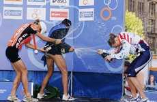 Olympic Triathlete Models - Vanessa Fernandes for Nike