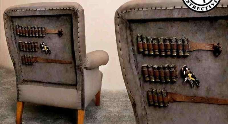 Dead Animal Furniture