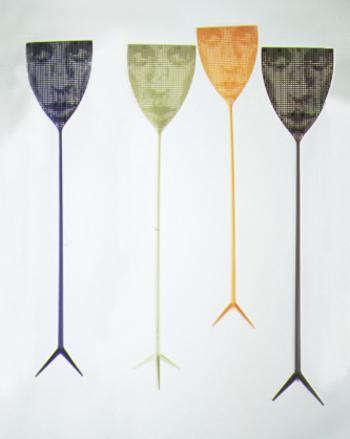 Fashionable Flyswatters