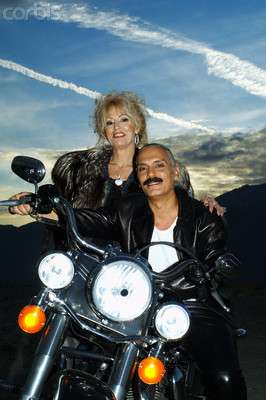 Extreme Motorcycling for Two