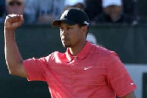 Tiger Woods on Track for 2011