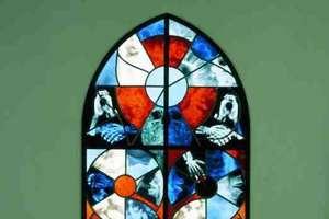 Church Windows by Wim Delvoye