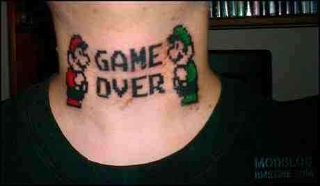 10 Body Modifications for Serious Gamers