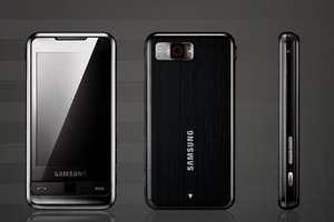Samsung Omnia i900 Promo