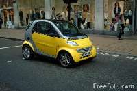 Eco-Friendly Micro Car Rallies