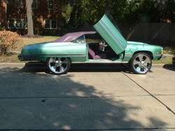High Rising Low Rider Cars